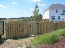 6FT Rainbow Shadow Box Fence Spartanburg SC