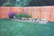 6FT Shadow Box Fence Contractor Gastonia NC