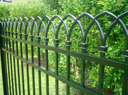 Aluminum Fence Rock Hill SC