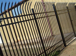 Aluminum Fence Mathews NC