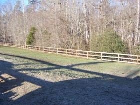 Pasture Fence Spartanburg SC